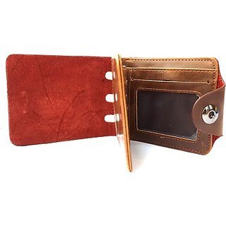 43ecd489469d The New Imported Bovi s Pure Leather Wallets For Men as Best Gift