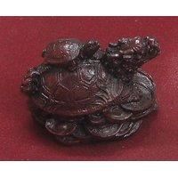 Raashi Dragon Turtle In Feng- Shui