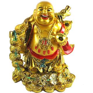 Vastu / feng shui / LAUGHING BUDDHA HAPPY MAN FOR WEALTH