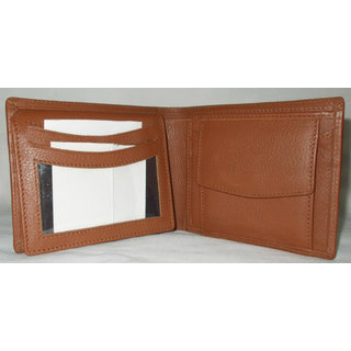 Mens Leather Money Purse Wallet Card Holders For Gents
