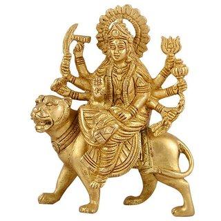 Durga Statue Brass