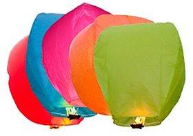 Set of 3 Wish Candles (Hot Air Balloons)