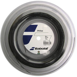 Babolat RPM Blast 200 m Tennis String 1.30mm Black