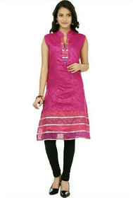 Shagun Casual Self Design Womens Kurti