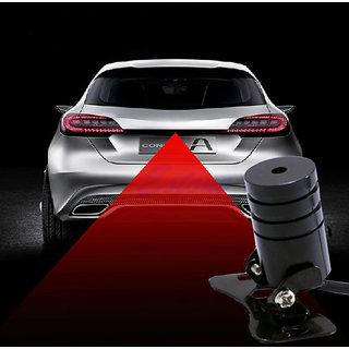 Anti Collision Rear-end Car Laser Tail Fog Light Auto Brake Parking Lamp light