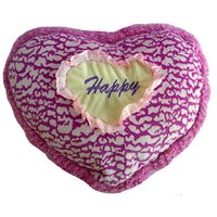 Imported Exclusive Festival Soft Imported Hart Pillow Valentine Gift #3161