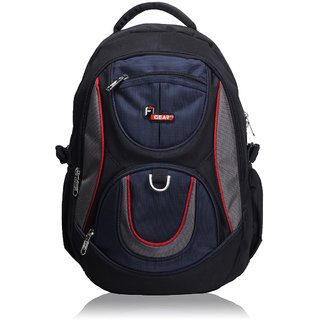 F Gear Axe Black,Blue Backpack