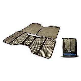 Takecare Stylish Floor Mat For Maruti Alto Old 2002-2010