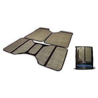 Takecare Stylish Floor Mat For Mahindra Thar
