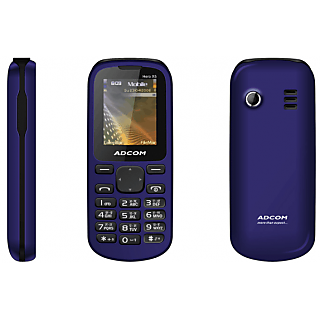 ADCOM MOBILE X5 WITH VOICE CHANGER FEATURE