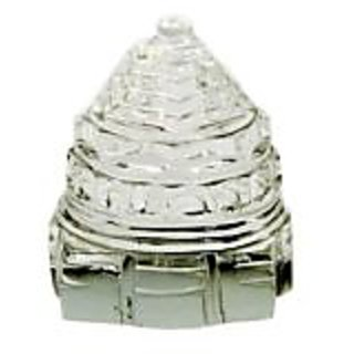 New Original Quartz Crystal (Safetik) Shree Yantra90 - 100 Gms