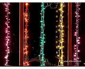 led light set of 4