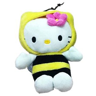 Hello Kitty New Bumble Bee Costume