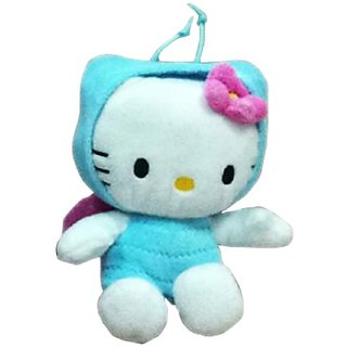 Hello Kitty Bee In Blue Costume