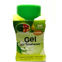 Air Freshners Gel Jasmine 135gm for Home,Car ,Bathroom etc