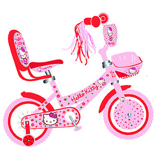 Hello Kitty 12 Inch Cycle