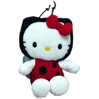 Hello Kitty Lady Beetle Custome