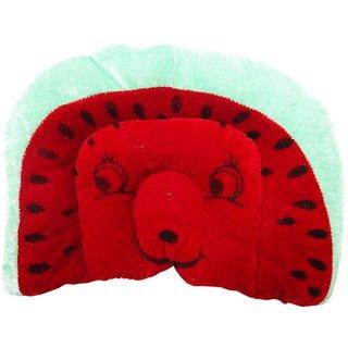 Wonderkids Mustard Watermelon Shape Baby Pillow