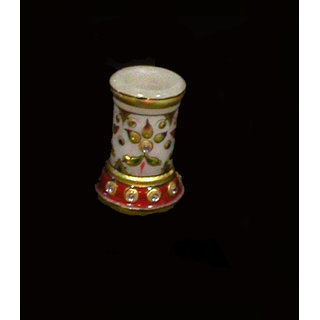Marble Candle stand Christmas antique marble MEP-032 A  B