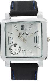 FNB Silver Analog Watch fnb0018