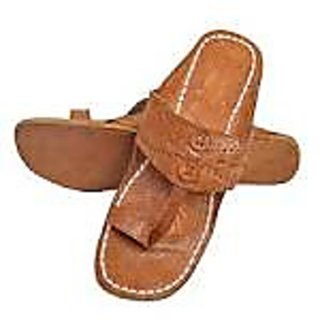 Buy Leather Chappal Online @ ₹450 from