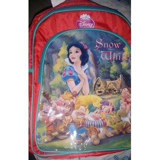 Girls School Bag Snow white 18