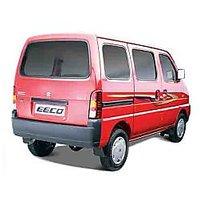 Maruti Suzuki Eeco Car Body Cover in Silver Matty Cloth - EECO (All Models)