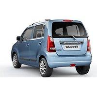 Maruti Suzuki Wagon R Car Body Cover in Silver Matty Cloth - Wagon R (New Model)