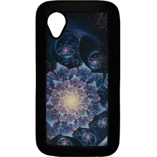 Mobile Back Cover ZT12795 Multicolor 3D Rubberised Soft Mobile Back Case for Micromax Bolt A082