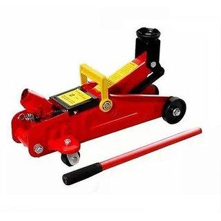 TAKECARE Ton Hyrdaulic Trolley Jack FOR TATA VISTA