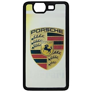 Mobile Back Cover ZT12840 Multicolor 3D Rubberised Soft Mobile Back Case for Micromax Canvas Knight A350