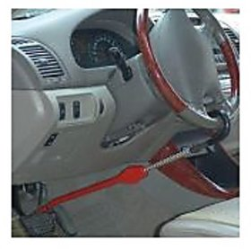 AutoSun - Universal Steering Pedal Lock Rod - Type R