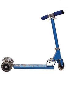 Rollerboard Foldable Scooter For Kids Adjustable Handle