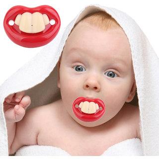 Funny Rabbit Teeth Baby Nipple Infant Pacifier Orthodontic Nipples