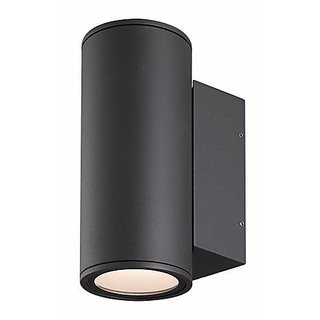 Nightinglow 2 X 12W Up Down Wall Lamp. IP-54 Rated