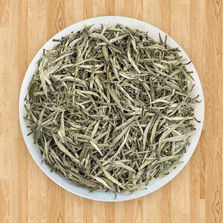 Green tea, Silver Needles, From Darjeeling - 50gm