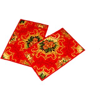 Ritika Carpets Velvet Medium Door Mat   1541