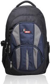 F Gear Adios Black Blue Backpack Bag
