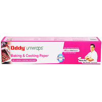 Oddy Uniwraps Parchment Paper For Baking - Set of 1