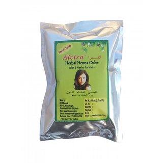 Alvira Herbal Henna  100g X 4 Packs