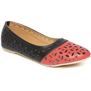 Vendoz Elegant Red Sandals