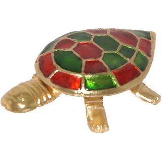 Raashi Feng Shui Brass Tortoise