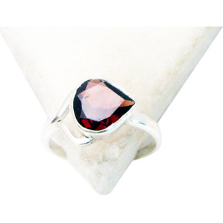 Riyo Garnet Beautiful Silver Jewelry Classic Day Rings Sz 6 Srgar6-26114