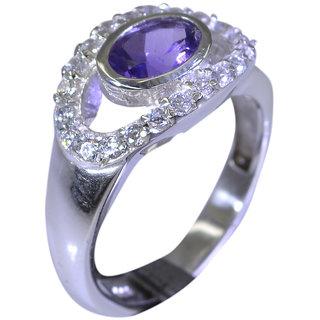 Riyo Amethyst Silver Pendant Jewellery Cheap Silver Ring Sz 5 Srame5-2002