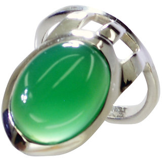 Riyo Green Onyx Online Silver Jewellery Mothers Ring Sz 8 Srgon8-30005