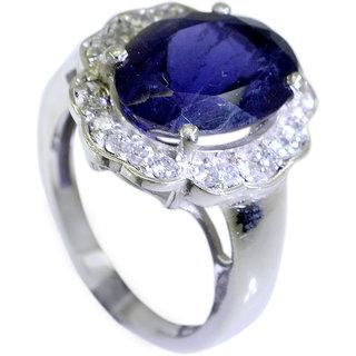 Riyo Iolite Recycled Silver Jewelry Nice Ring Sz 7 Sriol7-38022
