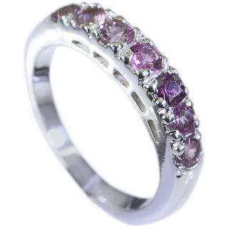 Riyo Tourmaline 92.5 Silver Jewellery Vintage Silver Ring Sz 6 Srtou6-84048