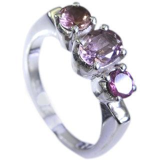 Riyo Tourmaline Discount Silver Jewellery Purity Ring Jewelry Sz 7.5 Srtou7.5-84119