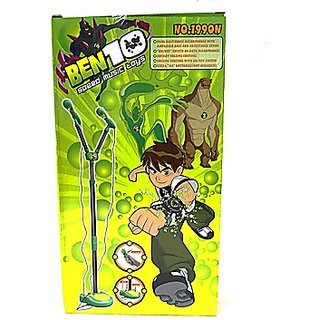 Ben 10 Speed Music Toy (MIC)