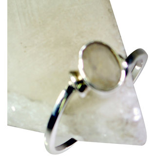 Riyo  Gemstone Silver Jewellery India Silver Mum Ring Sz 8 Srmul8-52039